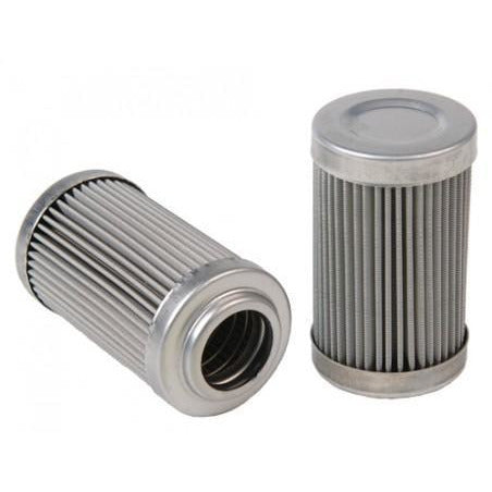 Aeromotive 100 Micron Stainless Element for ORB-10 Filter 12604-Aeromotive-Motion Raceworks
