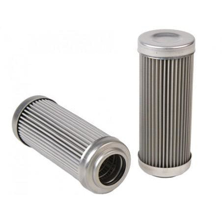 Aeromotive 100 Micron Stainless Element for ORB-12 Filter 12602-Aeromotive-Motion Raceworks