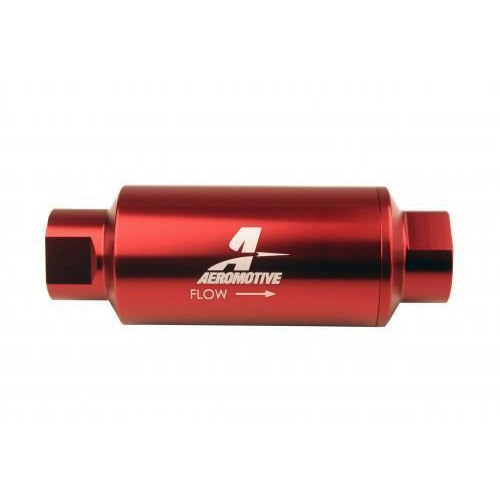 Aeromotive Female -10 AN ORB 10 Micron Microglass Filter 12340-Aeromotive-Motion Raceworks