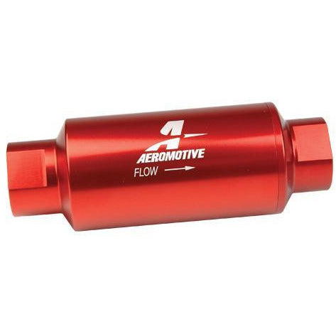 Aeromotive Female -10 AN ORB 40 Micron Filter 12335-Aeromotive-Motion Raceworks