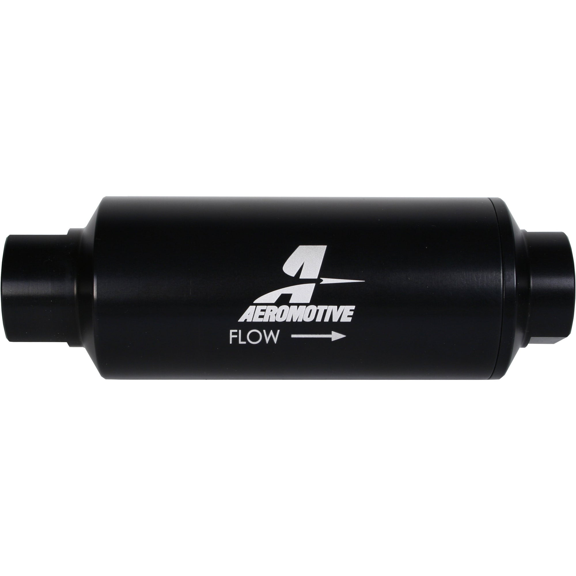 Aeromotive Female -12 AN ORB 40 Micron Stainless Filter 12343-Aeromotive-Motion Raceworks