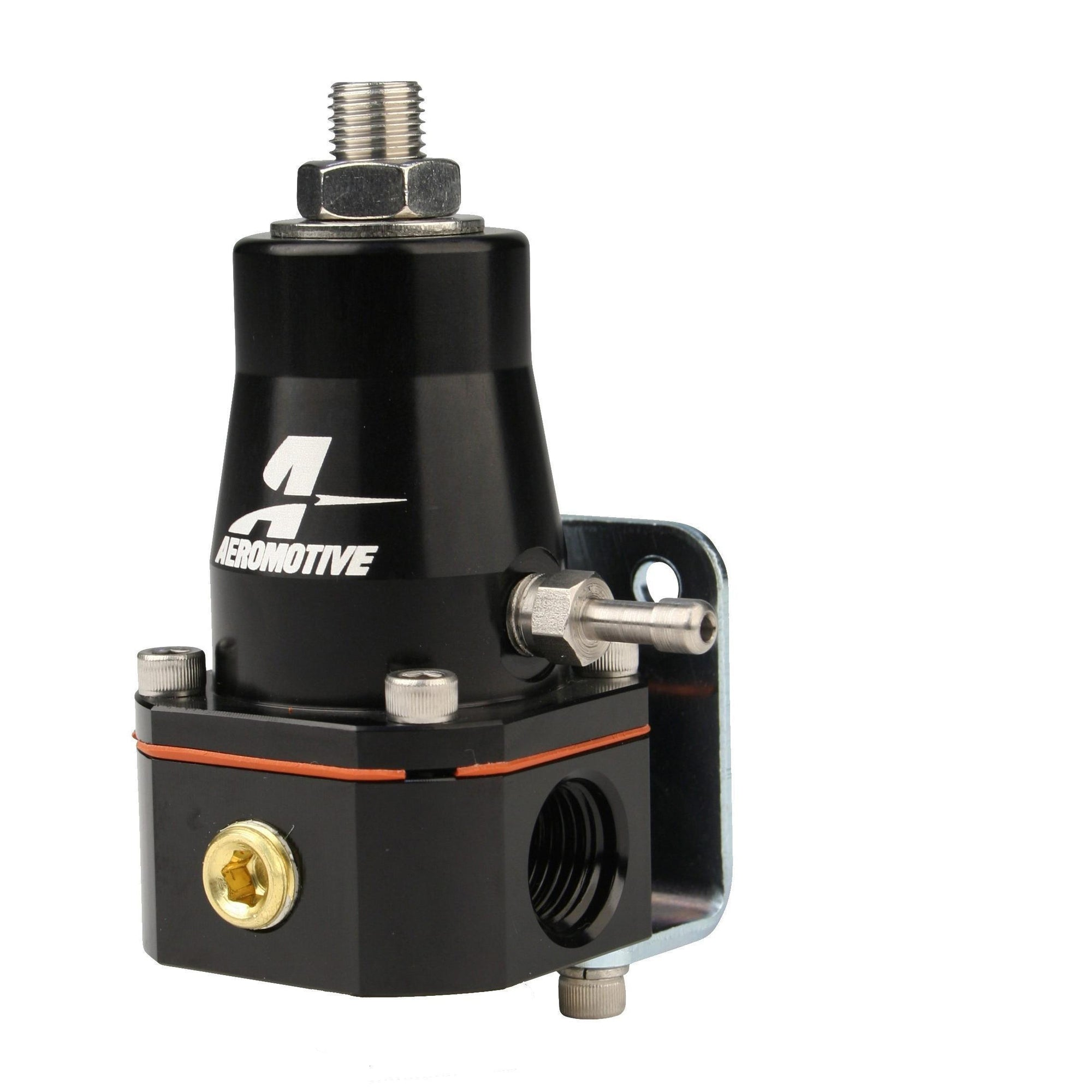 Aeromotive EFI Regulator 30-70psi, Black 13136-Aeromotive-Motion Raceworks