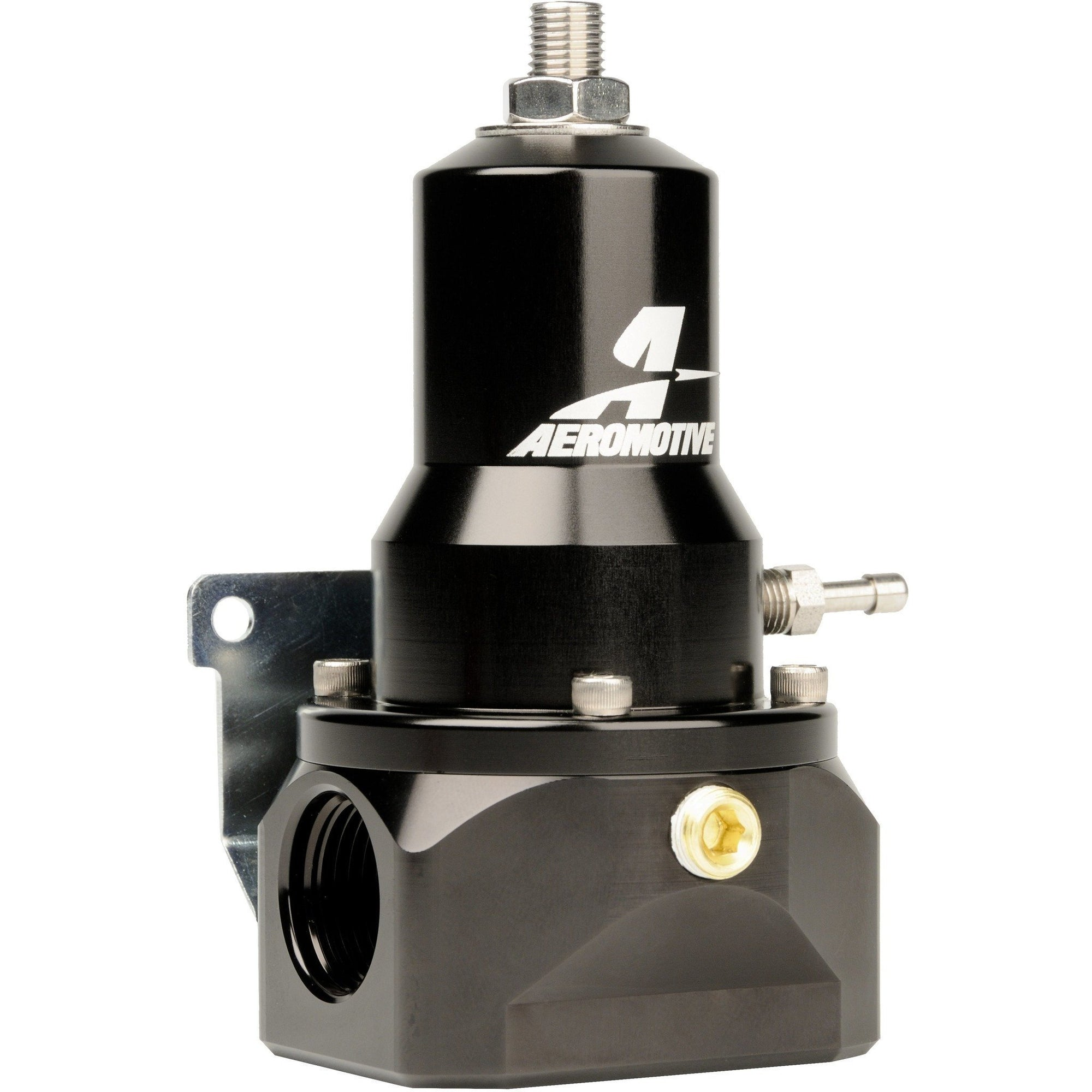 Aeromotive Extreme Flow EFI Regulator 2 port for 5GPM pump 13134-Aeromotive-Motion Raceworks
