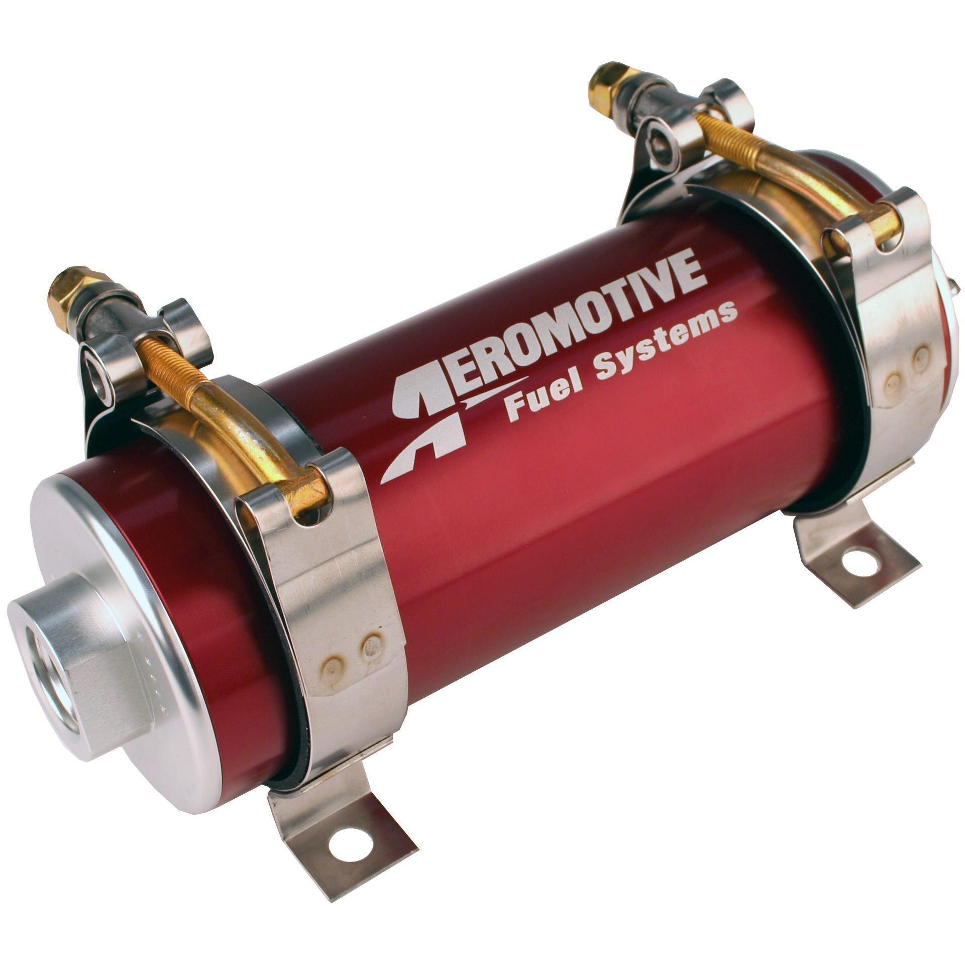 Aeromotive A750 Fuel Pump Red 11106-Aeromotive-Motion Raceworks