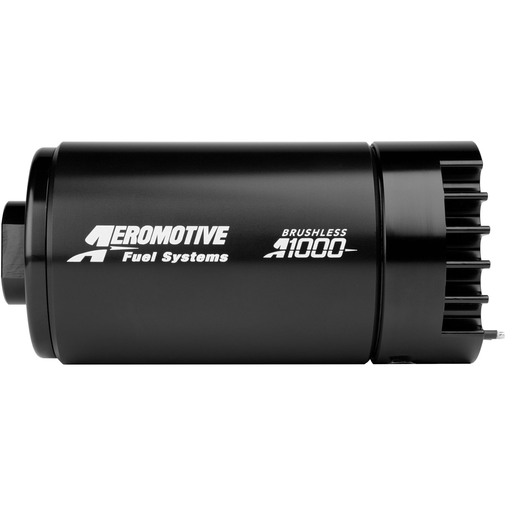 Aeromotive Brushless A1000 Pump, Round 11124-Aeromotive-Motion Raceworks