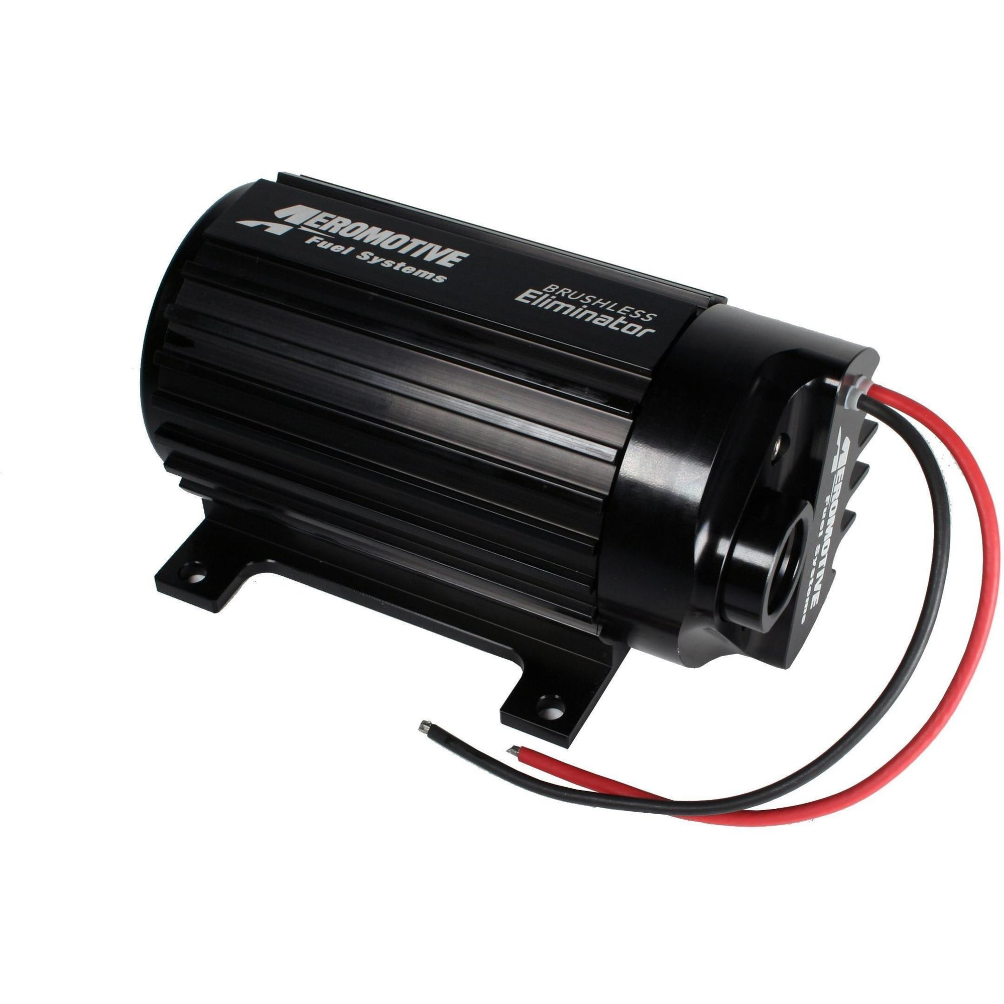 Aeromotive Brushless Eliminator Signature Pump, w/Feet 11184-Aeromotive-Motion Raceworks