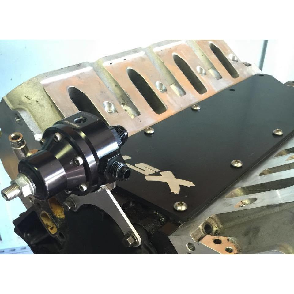 Motion Raceworks Ls Timing Cover Fuel Regulator Bracket Magnafuel Motion raceworks is a solution provider for efi, boosted, and late model vehicles both on and off the track. usd