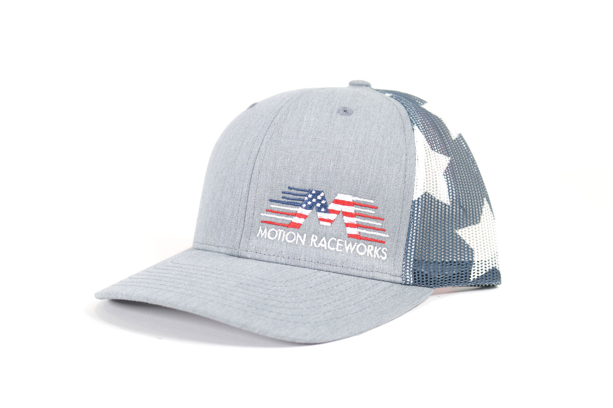 Freedom Hat!  Limited Edition as seen on the Bald rEagle video - Motion Raceworks
