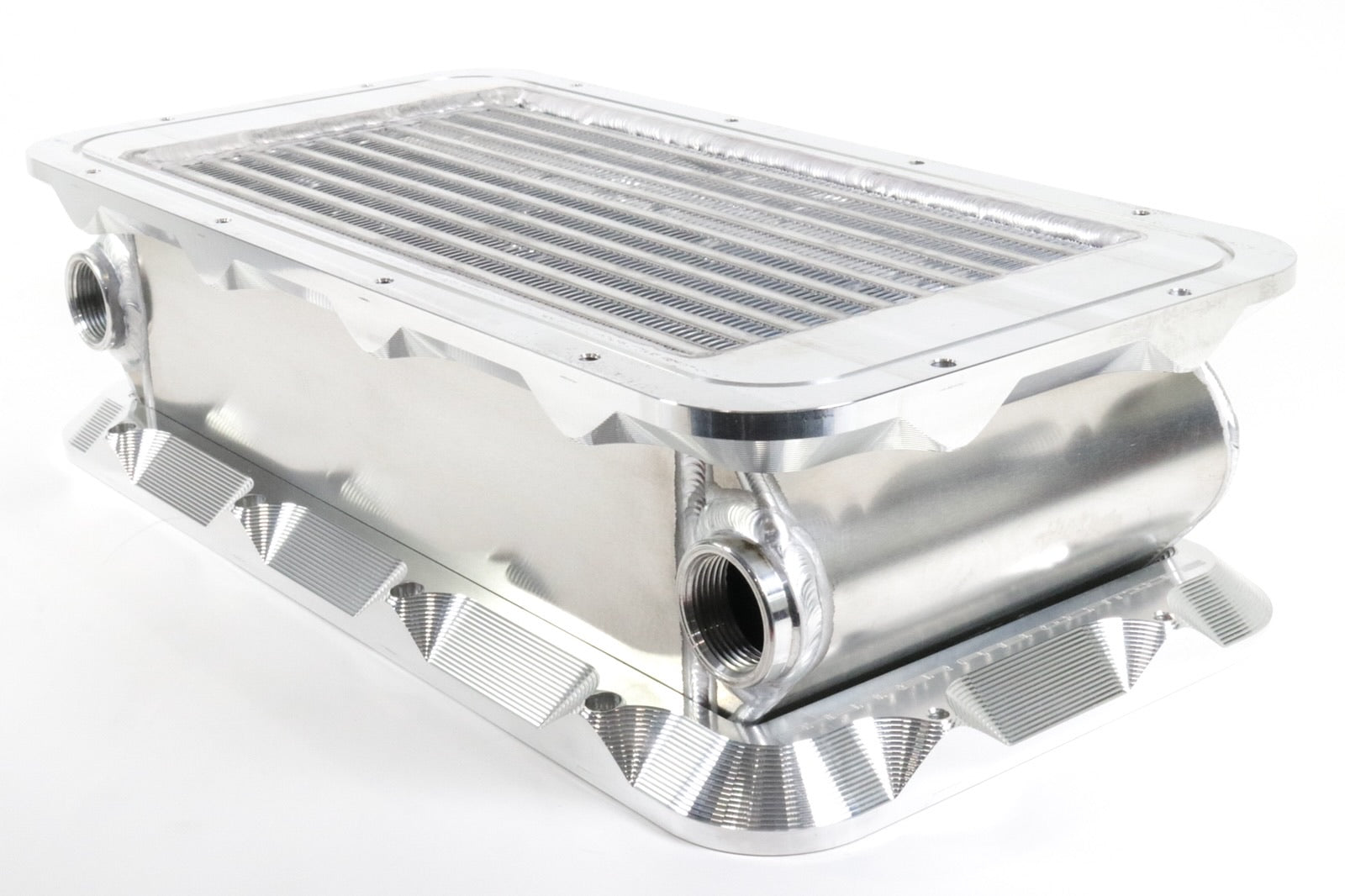 Shearer Fab HiRam Intercooler 1800hp SF06-02008-Shearer Fabrications-Motion Raceworks