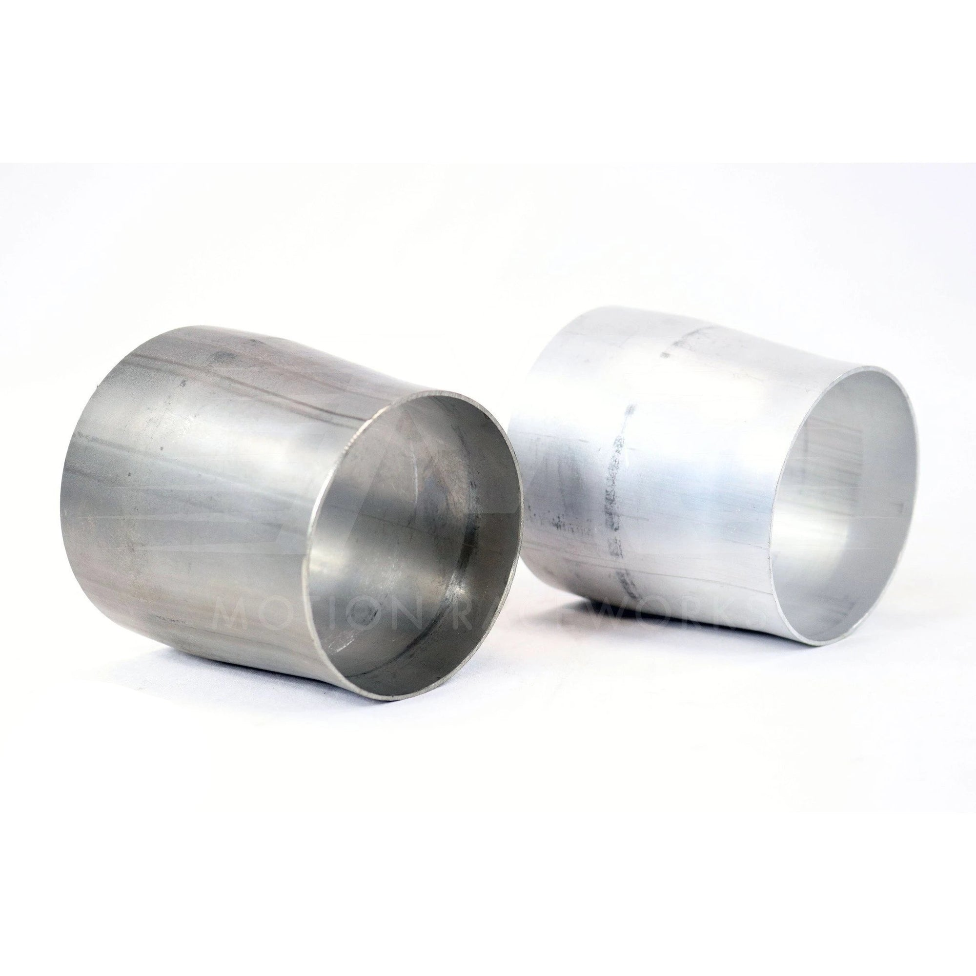 "3.5"" to 4"" 304 Stainless Steel Formed Transition-Mandrel Bends-Motion Raceworks"