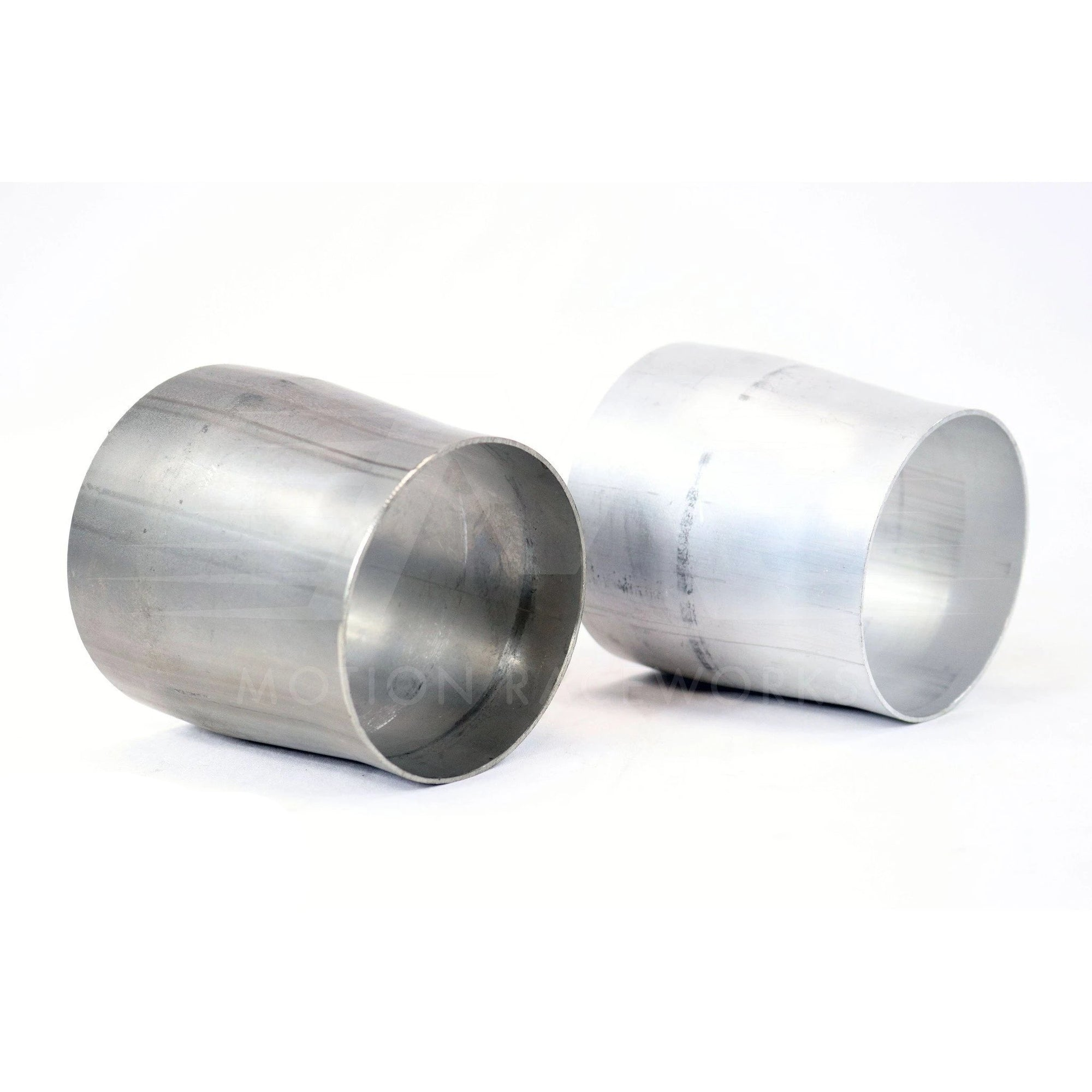 "3"" to 3.5"" 304 Stainless Steel Formed Transition-Mandrel Bends-Motion Raceworks"