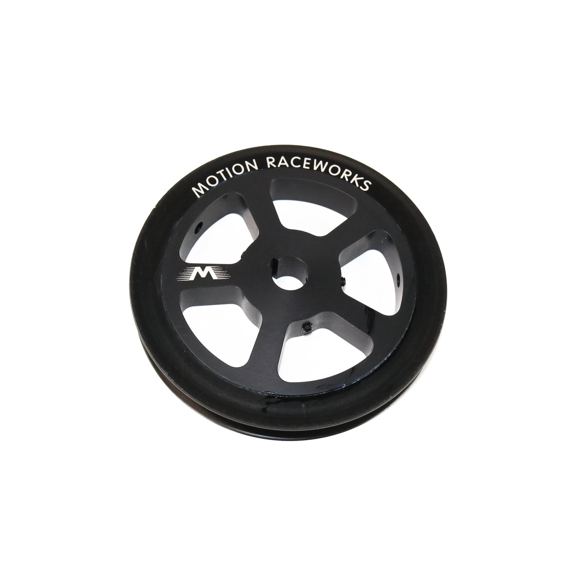 Motion Raceworks 50 tooth 8mm HTD Pulley for 5/8 keyed shaft-Motion Raceworks-Motion Raceworks