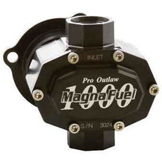 MP-4205-BLK Outlaw 1000 Magnafuel Belt Drive/Cable Drive Fuel Pump 10.5GPM