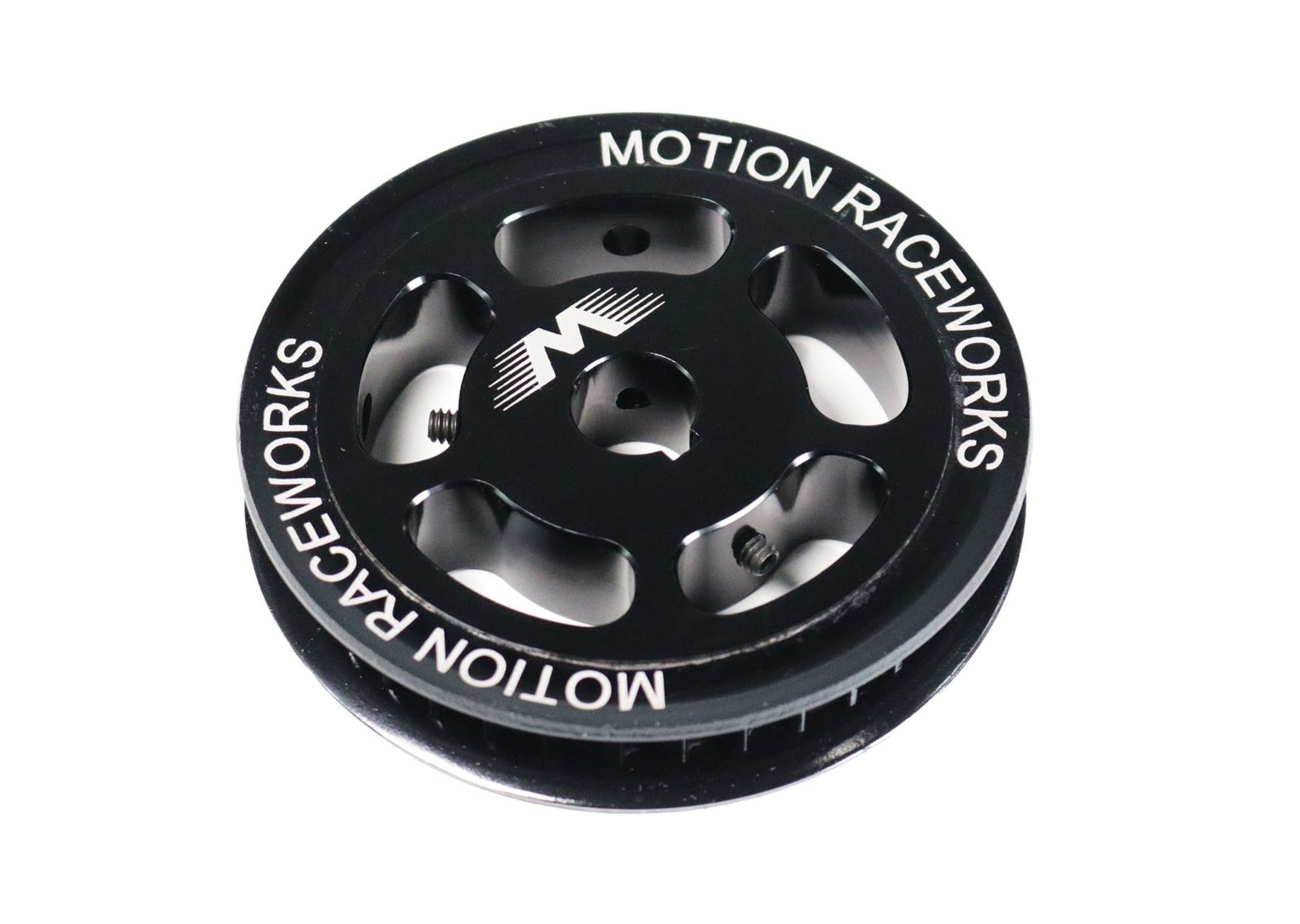 36 tooth HTD pulley with for 5/8 drive keyed shaft-Motion Raceworks-Motion Raceworks
