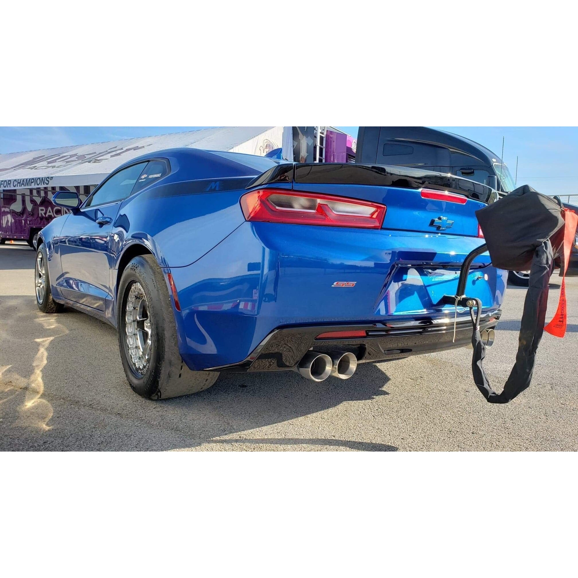 2016-19 6th Gen Camaro Parachute Mount-Motion Raceworks-Motion Raceworks
