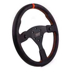 MPI Off Road Concept Specific High Grip Steering Wheel w/Black Push Buttons (MPI-F-14-2B-HG)