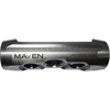 Maven Products Billet Oil Drain Mid Frame Turbo Mount for Tubulular Support