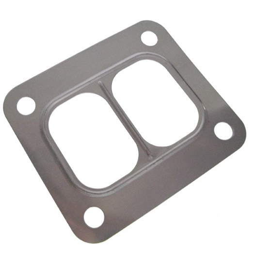 T5 T6 Divided Turbo Inlet Gasket-Motion Raceworks-Motion Raceworks