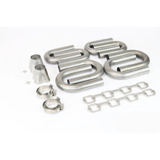 Ford SBF Windsor 304 Stainless Turbo Header Build Kit