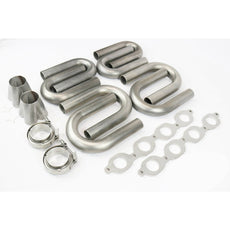Gen V LT1 LT4 304 Stainless Turbo Header Build Kit