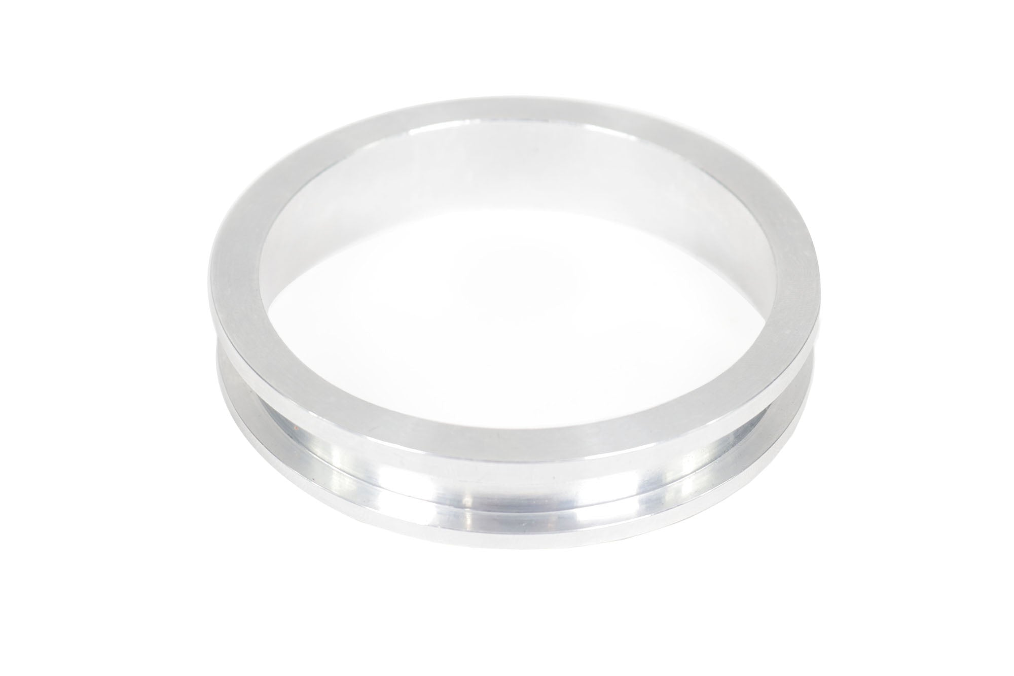 "Motion Raceworks T4 3 5/8"" Turbine Discharge Flange (6061 Aluminum) For 3.5"" Downpipe-Motion Raceworks-Motion Raceworks"