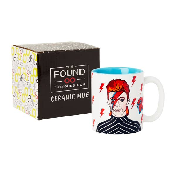 Bowie Rebel Coffee Mug