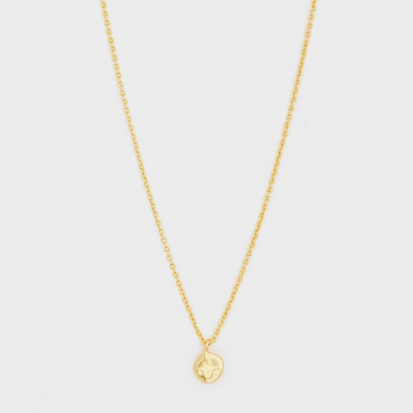 Chloe Charm Adjustable Necklace