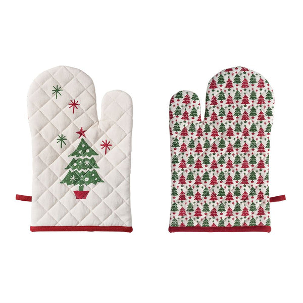 Holiday Oven Mitt