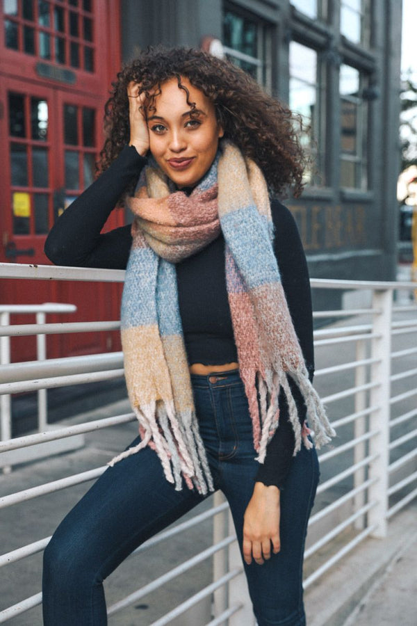 Color Me Cozy Scarf