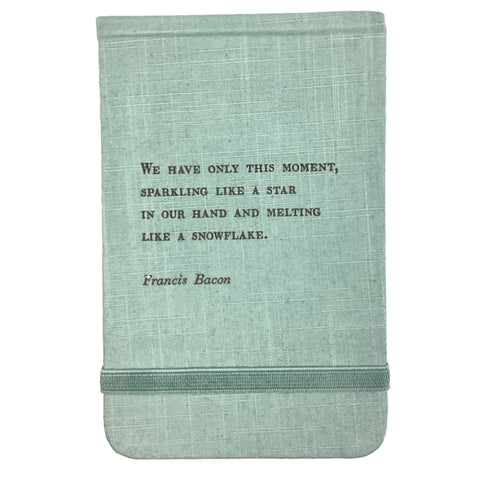 Quote Pocket Journal