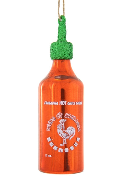 Sriracha Chili Sauce Ornament