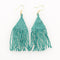 Luxe Petite Fringe Earrings