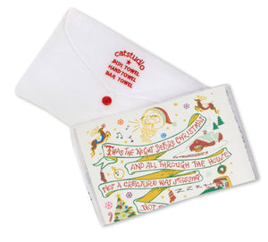 Catstudio Holiday Dish Towels