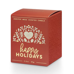 Good Cheer Boxed Votive Candle - 2.3oz
