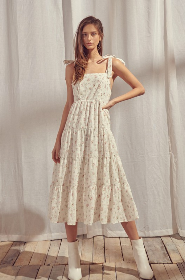 Afternoon Tea Maxi Dress