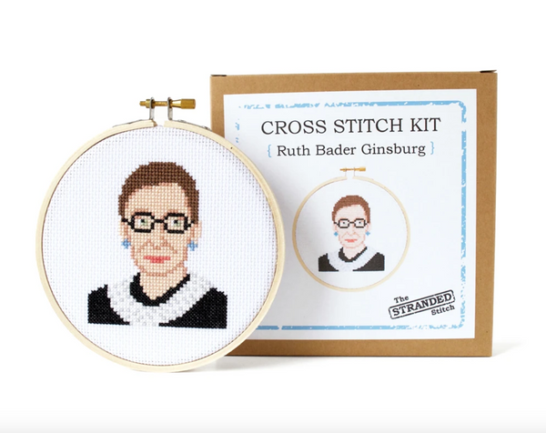 Stranded Stitch DIY Cross Stitch Kit