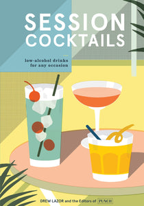 Session Cocktails Book