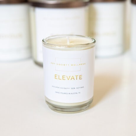 Soy Society Elevate Candle