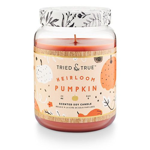 Large 22 oz Fall Jar Candles