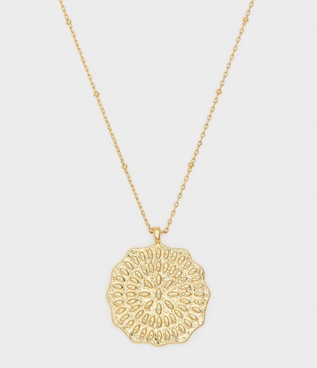 Gorjana - Mosaic Coin Necklace