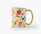 Rifle Paper Co. - Strawberry Fields Porcelain Mug