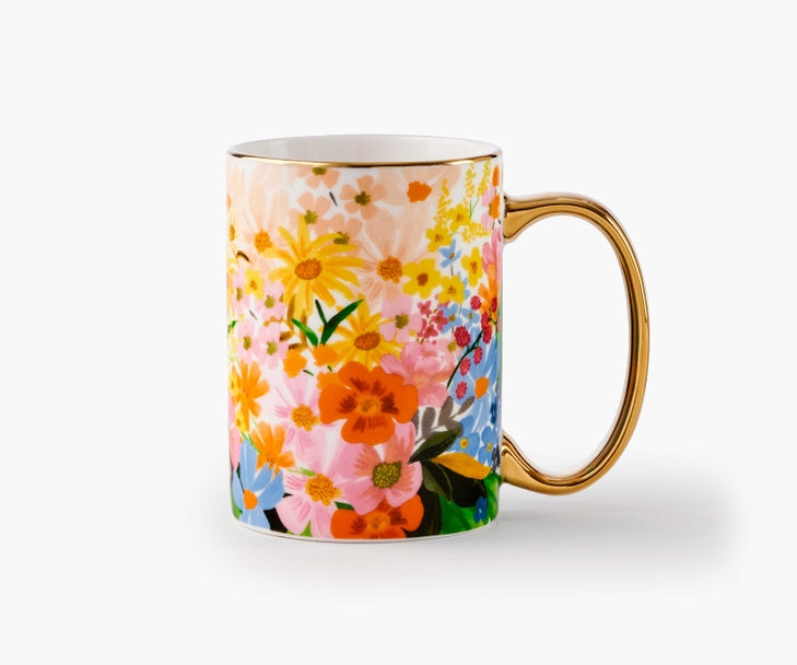 Rifle Paper Co. - Marguerite Porcelain Mug