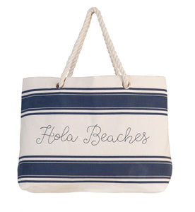 Hola Beaches Canvas Bag