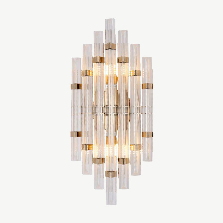 Magari Crystal Wall Light | iLite Lighting