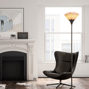 Jamz Floor Lamp - Black      904.00  iLite Lighting