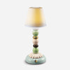 Palm Firefly Table Lamp - Green & Blue | iLite Lighting