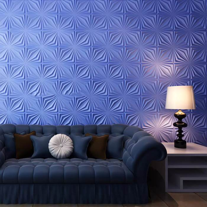 Enzo 3D Wall Panels (1m²)