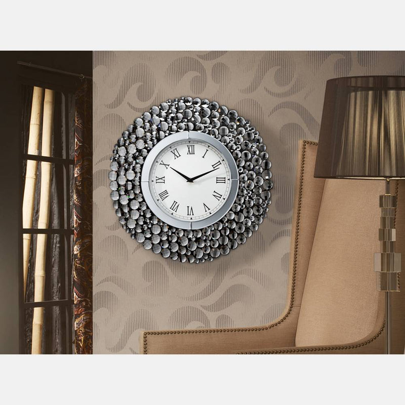 Circulos Wall Clock      224.90  iLite Lighting