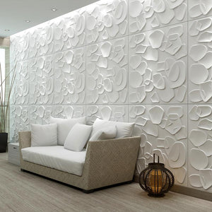 Helm 3D Wall Panels (1m²) | iLite Lighting
