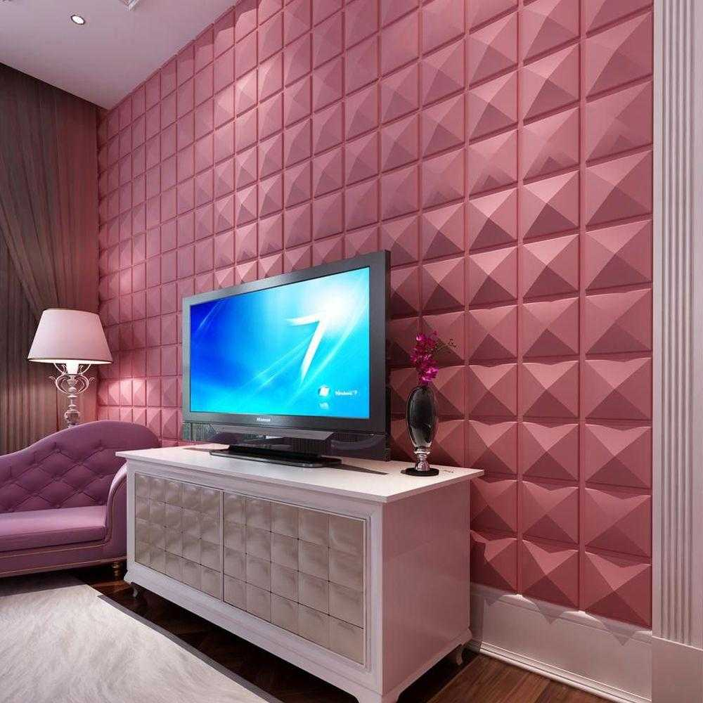 Leya 3D Wall Panels (1m²)      24.90  iLite Lighting